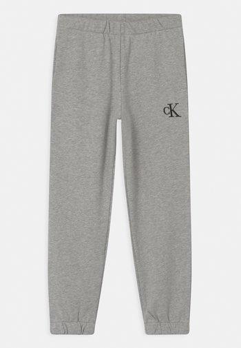 RELAXED ELASTIC  - Teplákové kalhoty - grey