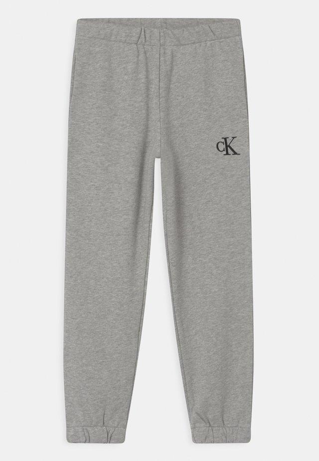 RELAXED ELASTIC  - Spodnie treningowe - grey