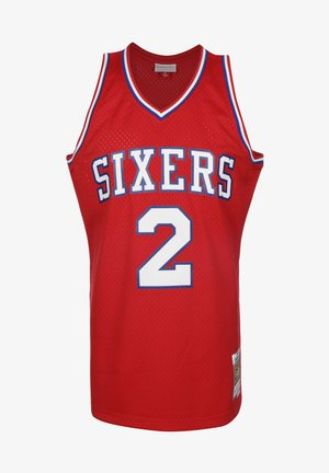 PHILADELPHIA 76ERS SWINGMAN - Article de supporter - university red