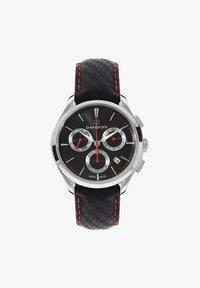 DAVIDOFF - ESSENTIALS  - Chronograph watch - schwarz-silber - 0
