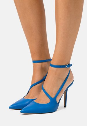 FELICLYA - High heels - bright blue