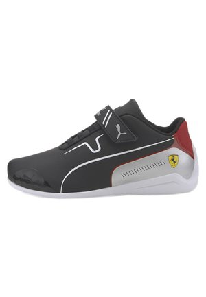 PUMA SCUDERIA FERRARI DRIFT CAT KIDS' TRAINERS UNISEX - Trainers - black-white