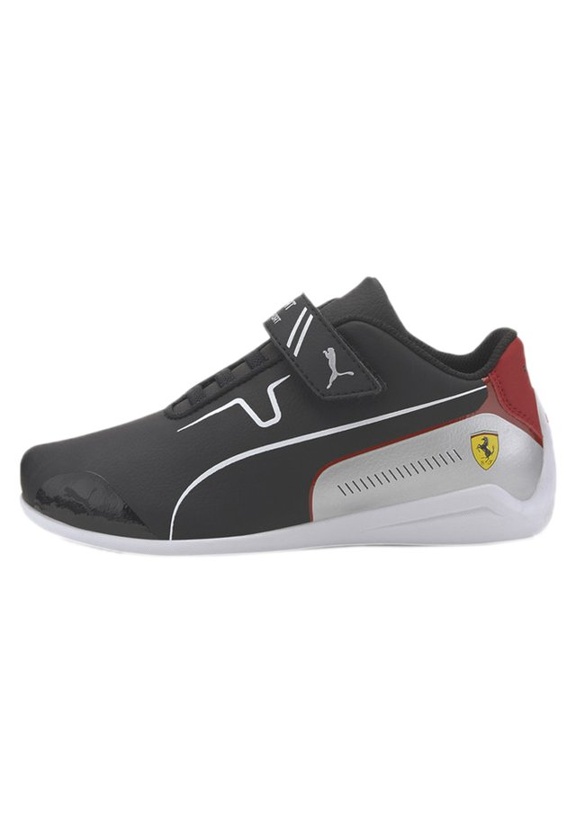 PUMA SCUDERIA FERRARI DRIFT CAT KIDS' TRAINERS UNISEX - Sneakers - black-white
