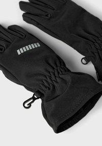 Name it - ALFA SOFTSHELL - Gloves - black - 2