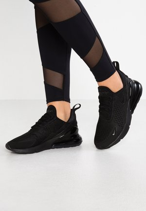 AIR MAX 270 - Matalavartiset tennarit - black