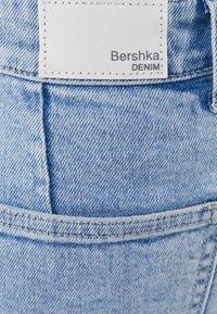 Bershka - Denim skirt - light blue - 5