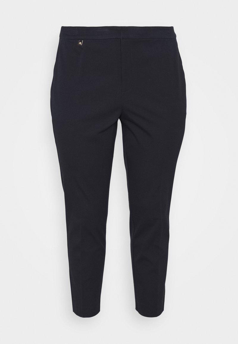 Lauren Ralph Lauren Woman - LYCETTE PANT - Trousers - navy