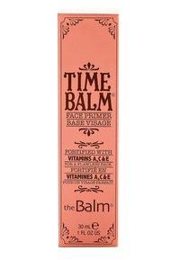 the Balm - TIMEBALM PRIMER - Primer - primer - 1