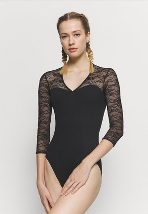 KATE - Leotard - black