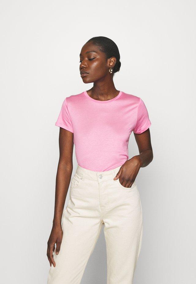 TOM - T-shirt basic - pink