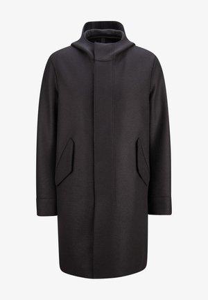 OVERSIZED - Classic coat -  black