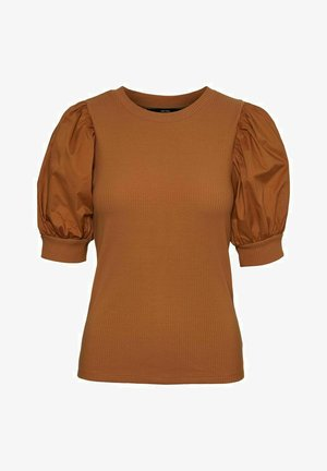 Bluser - tobacco brown