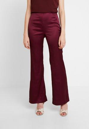 Spodnie materiałowe - winetasting