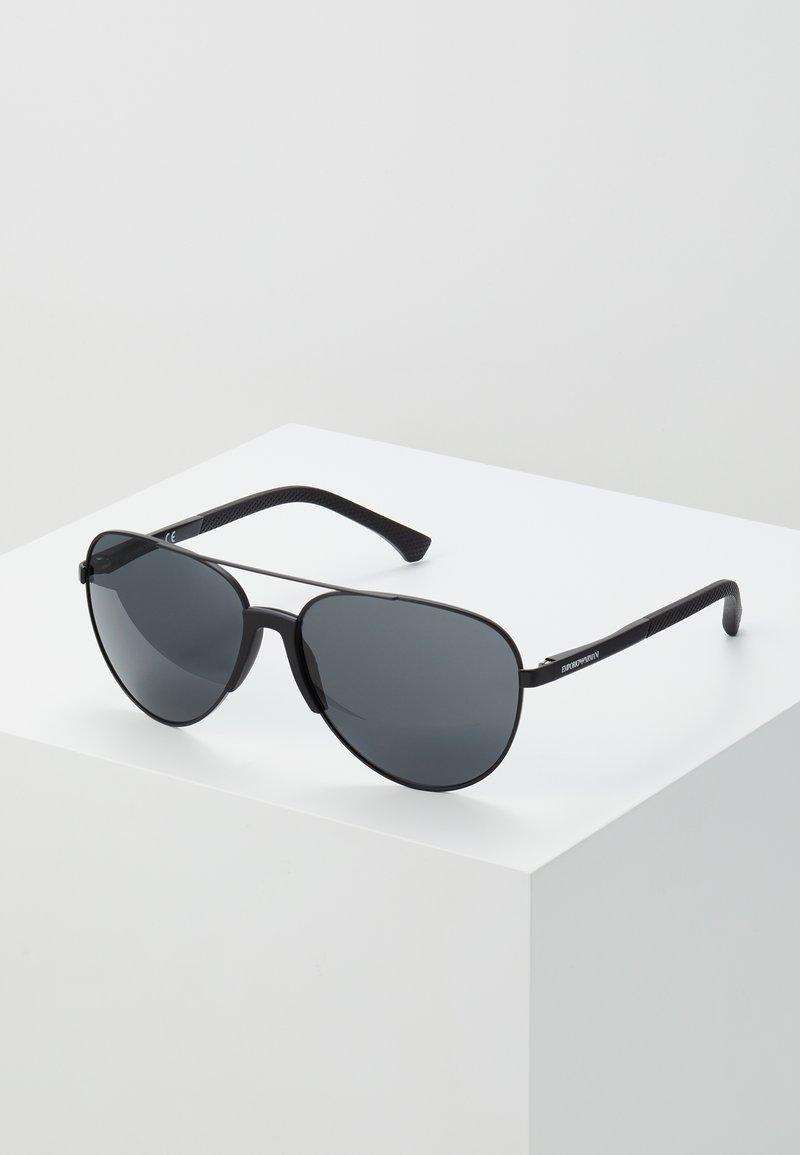 Emporio Armani - Sunglasses - black/grey