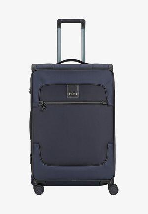 BAY  - Wheeled suitcase - navyblue