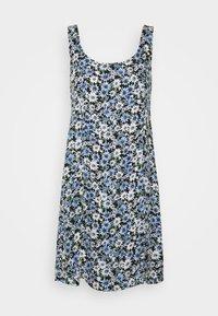 American Eagle - SCOOP NECK MINI - Day dress - blue - 4