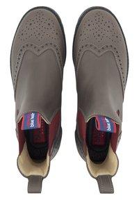 Blue Heeler - CONNER - Ankle boots - mittelgrau - 1