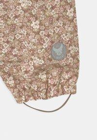 Wheat - OUTDOOR ROBIN UNISEX - Rain trousers - rose - 2