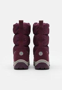 Reima - REIMATEC VIMPELI UNISEX - Vinterstøvler - deep purple - 2
