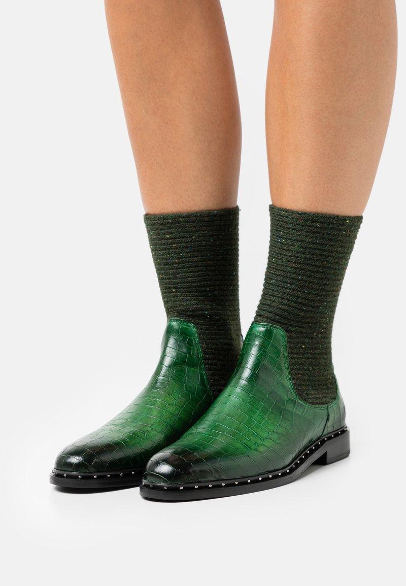 Melvin & Hamilton - SUSAN 69 - Kotníkové boty - green