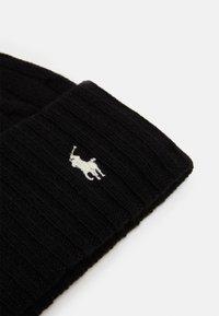 Polo Ralph Lauren - Čepice - black - 3