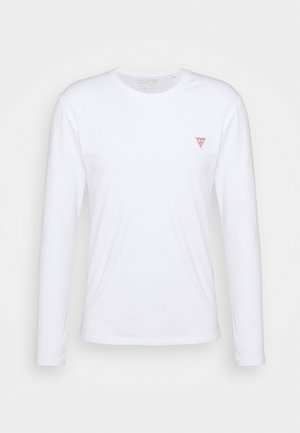CORE TEE - Long sleeved top - blanc pur