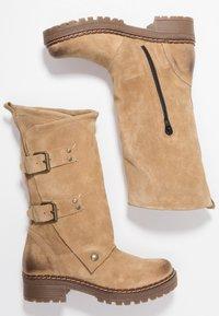 Musse & Cloud - MARVIN - Cowboystøvler - sand - 3