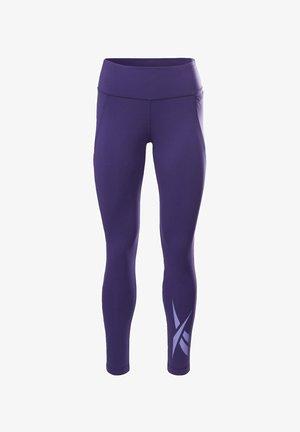 LUX LEGGINGS - Leggings - purple