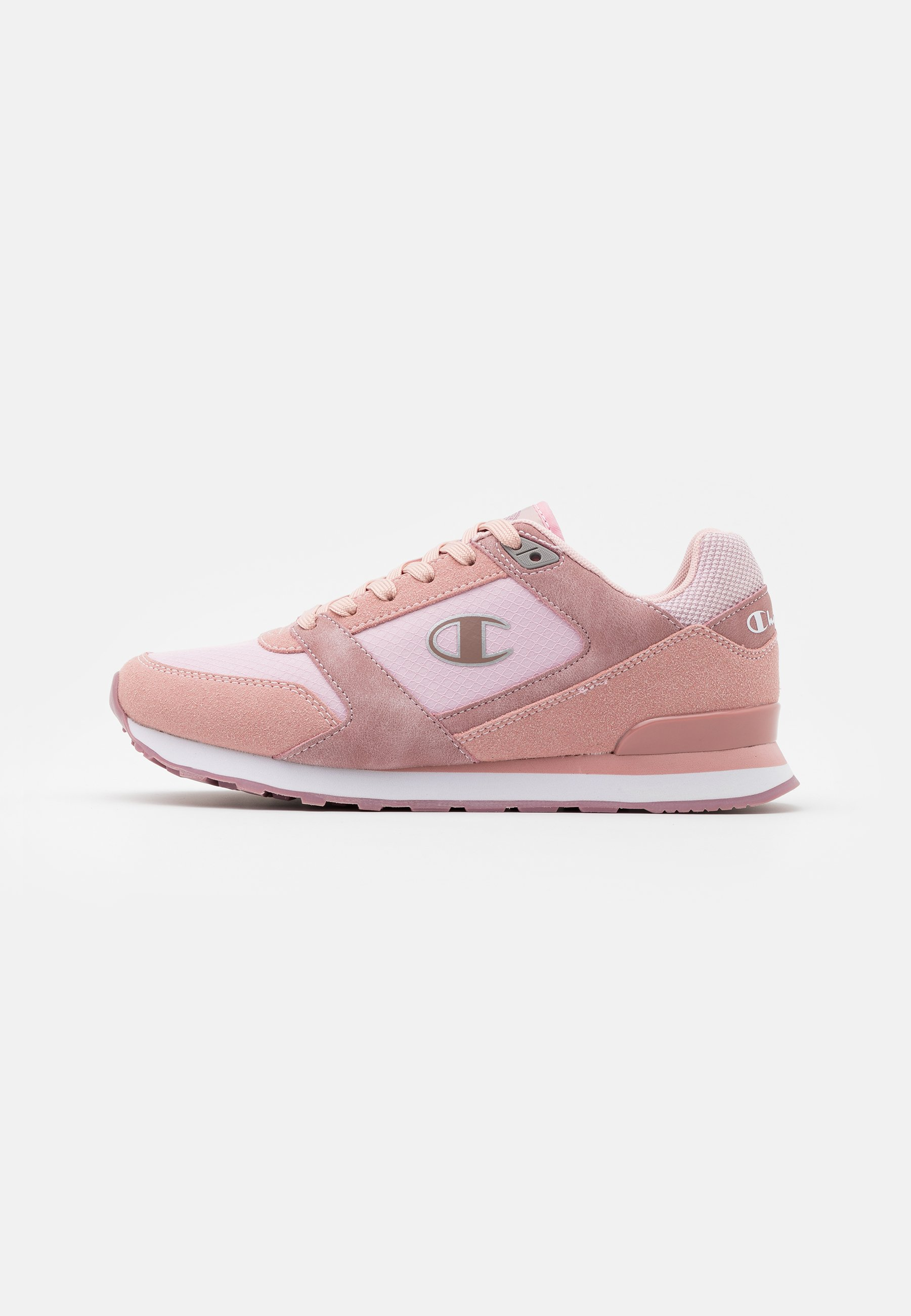 Champion Era Rose Schuhe Sneaker Rosa Weiß