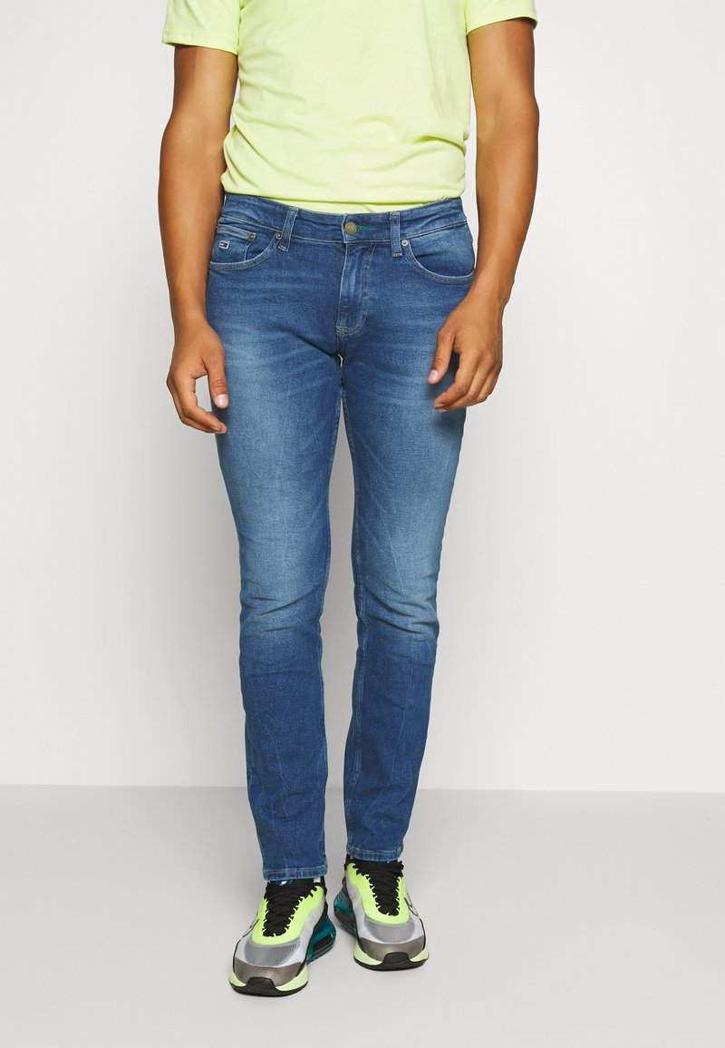 Tommy Jeans - SCANTON - Slim fit jeans - bright blue
