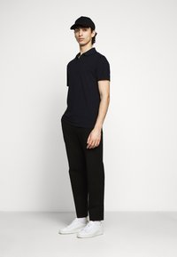 Filippa K - SOFT - Polo shirt - charcoal blue