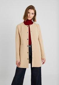 b.young - BYDALA COAT - Classic coat - beige - 0