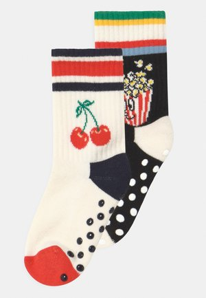 POPCORN CHERRY 2 PACK UNISEX - Socks - multi