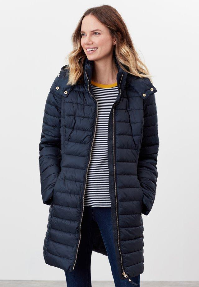 Veste d'hiver - marineblau