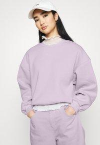 Gina Tricot - BASIC - Sweatshirt - orchid petal - 3