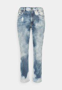Polo Ralph Lauren - NALIA WASH - Skinny džíny - bleached indigo - 4