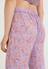 PULL&BEAR - Trousers - lilac - 4