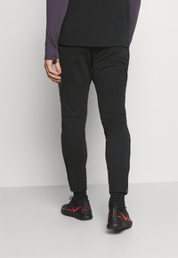 Nike Performance - DRY ACADEMY SUIT - Tracksuit - black/siren red - 4
