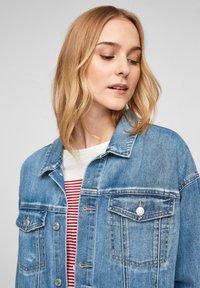 s.Oliver - Denim jacket - blue - 4