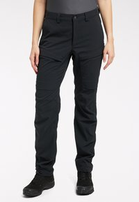 Haglöfs - Outdoor trousers - true black - 0