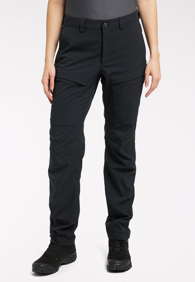Haglöfs - Outdoor trousers - true black