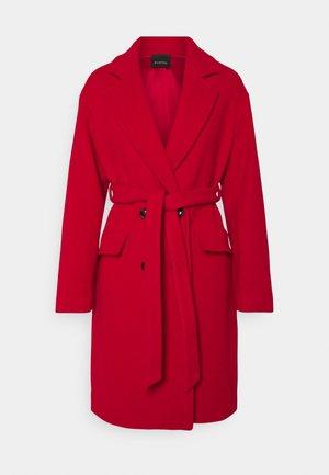 GIACOMINO CAPPOTTO PANNO - Classic coat - red