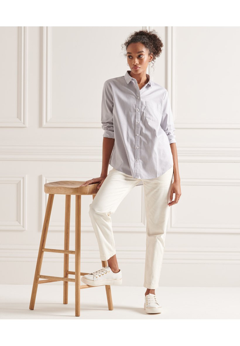 Women PREPPY  - Button-down blouse