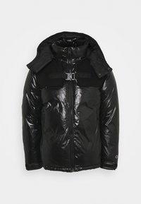 Champion Reverse Weave - HOODED JACKET - Veste d'hiver - black - 5