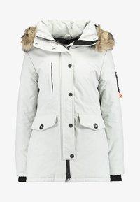 Superdry - ASHLEY EVEREST - Winter coat - ice cloud - 5