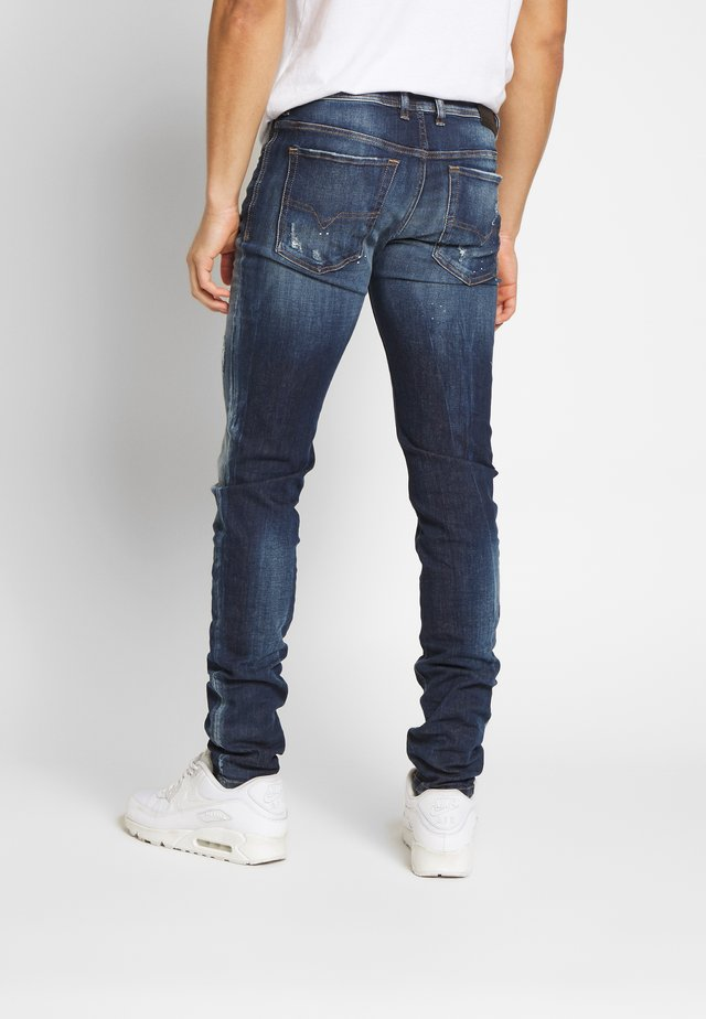SLEENKER-X - Džíny Slim Fit - 0097l01