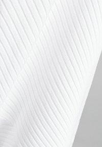 Bershka - Jumper - white - 5