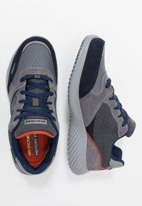 Skechers Sport - BOUNDER - Sneaker low - dark grey - 1