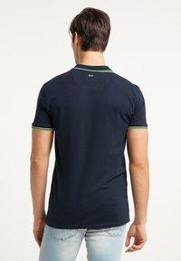 Petrol Industries - Polo shirt - dark navy - 2
