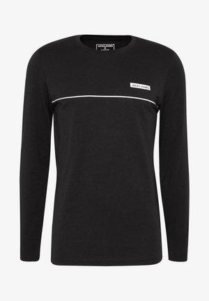 JCOZLS TEE - Langærmede T-shirts - black